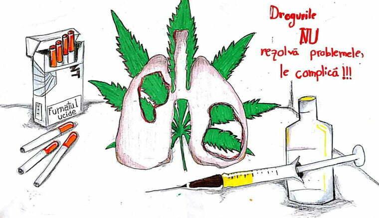 Vanzarea De Droguri