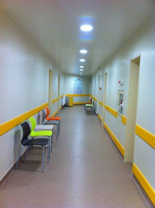 respectarea vietii private in spital