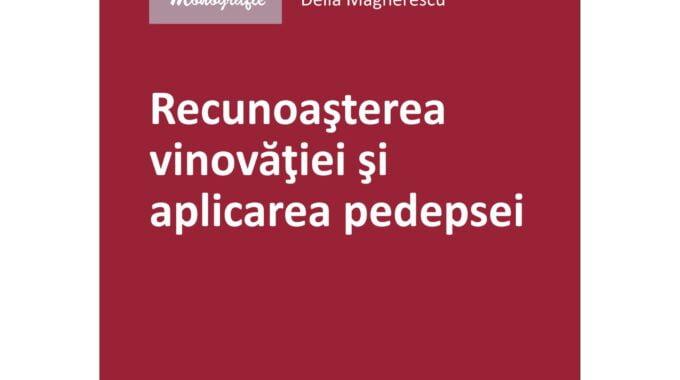 Acordul De Recunoastere Vinovatie